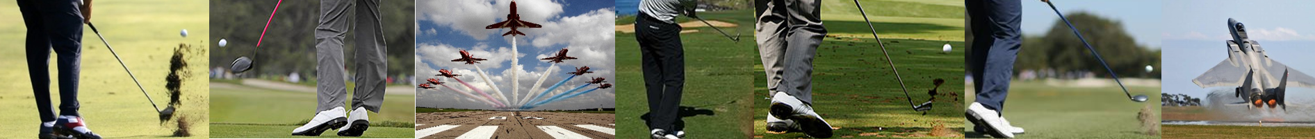 PLANE TRUTH GOLF, JIM HARDY, CHRIS O'CONNELL, PLUS AND MINUS, STEEP/SHALLOW, NARROW/WIDE