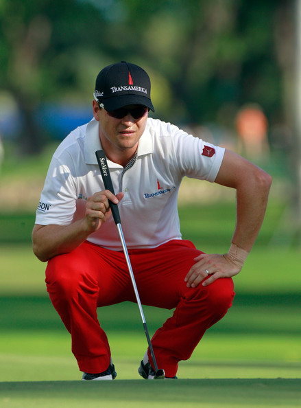 Zach Johnson Putting Wizard - Student of Mike Bender