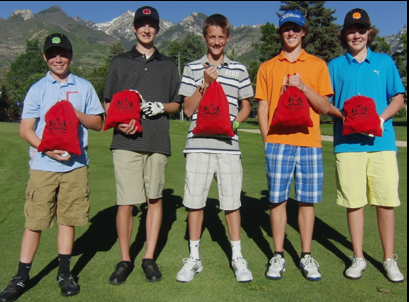 UTAH JUNIOR GOLF PROGRAMS